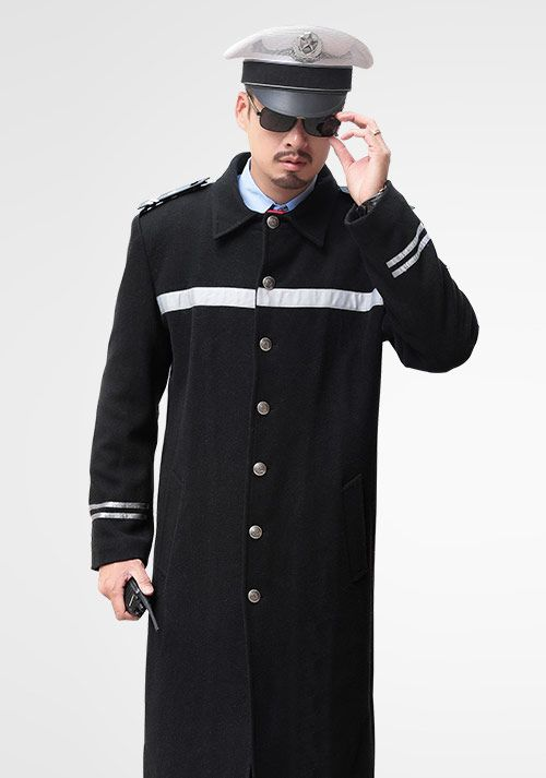 保安大衣制服