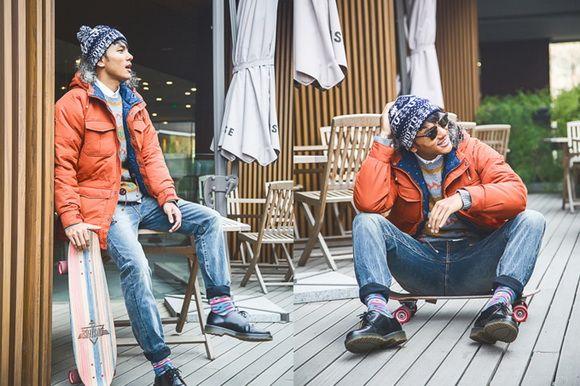 LEVI'S李维斯发布了LEVI'S WARM冬暖系列